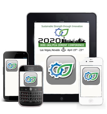 Conference Mobile App 2020 w logo